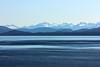 Cruising toward Icy Strait Point - Hoonah, Alaska