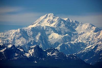 Seward to Anchorage to Talkeetna / June 20, 2014