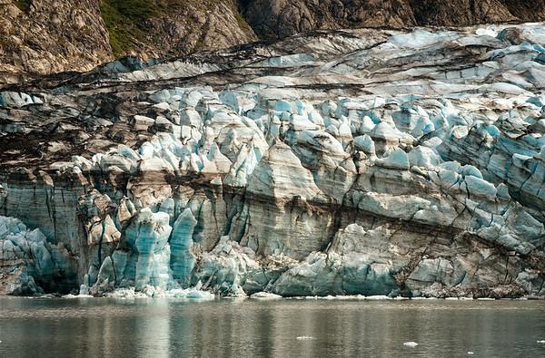 Glacier close-up