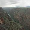 Rio Grande Gorge near Taos, NM. 05/12/2014.