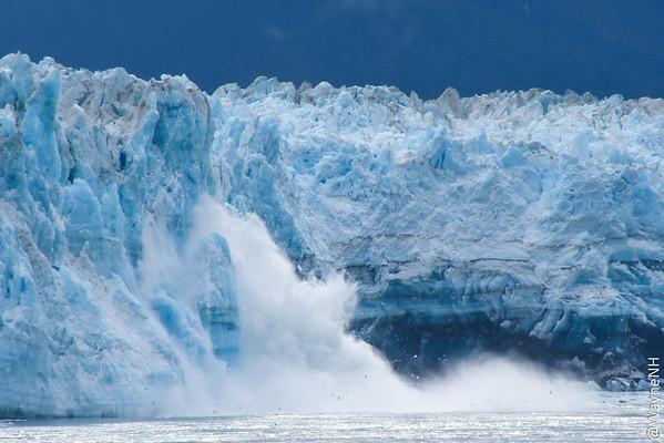 Hubbard Glacier 2015