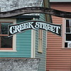 "Creek Street was the heart of the city center.  Shops, restaurants and attractions. <a href=""https://en.wikipedia.org/wiki/Creek_Street_"">https://en.wikipedia.org/wiki/Creek_Street_</a>(Ketchikan,_Alaska)"