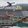 Our ship was larger and home to more people than Ketchikan!