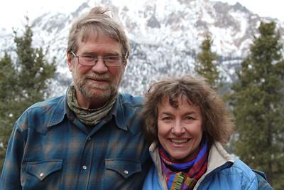 Bob and Nan- a great couple