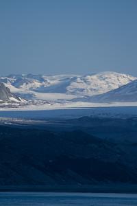 Grand Pacific Glacier in Glacier Bay National Park.