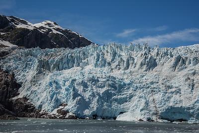 Holgate  Glacier