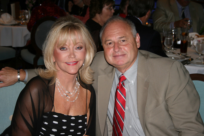 and the Hartshorns, Tom and Dalene (Happy 37th Anniversary!)