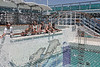 Swimming Pool On Rough Seas