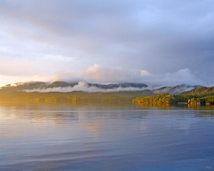 British Columbia Coastline