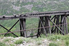 Old Trestle<br /> Skagway White Pass & Yukon Railroad