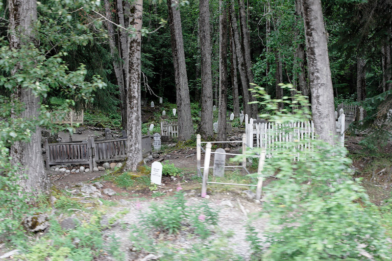 Skagway Graveyard