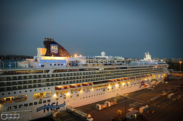 Alaska Cruise 2012 - Homeward Bound