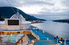 Early morning Ketchikan . . .