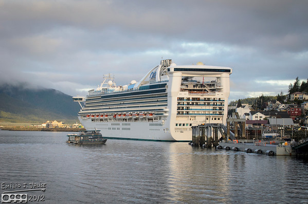 Alaska Cruise 2012 - Part II
