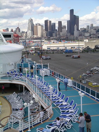Alaska Cruise 2014 Seattle RT