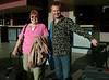 Mom & me ready to leave Vegas!