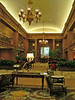 Fairmont Olympic Hotel in Seattle...Lobby