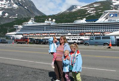 Cruising - Alaska, July 2006