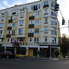 This is the Mediterranean Inn. This is where we stayed for one night. It was a very nice and clean Inn. Although a little expensive, it is close to the port of Seattle where the cruise ships dock.