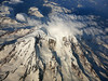 Another aerial mode of Mt. Rainier