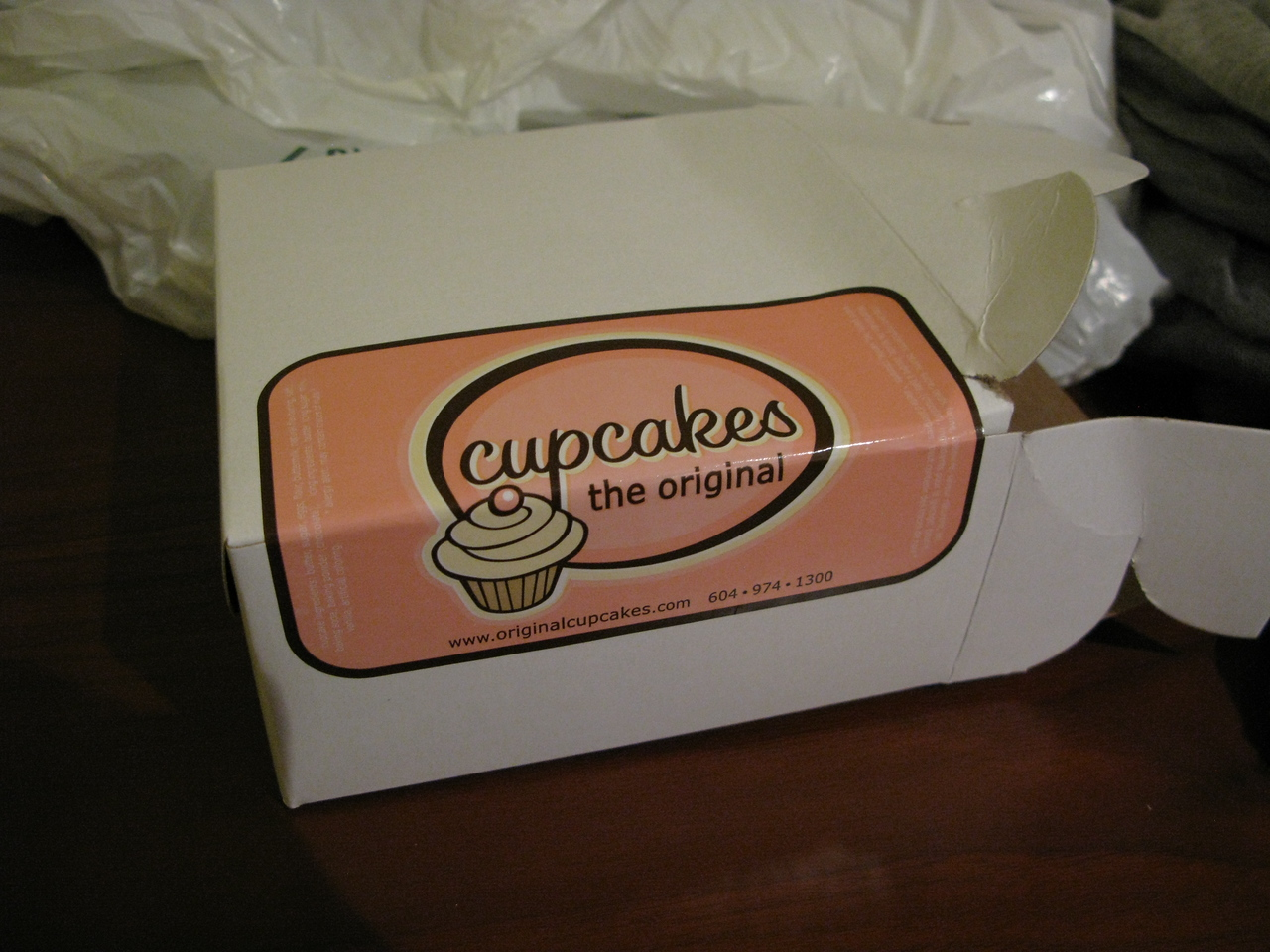 The cupcakes were the 'best' desert!