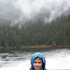 Rainproof boy