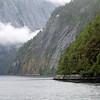Misty, very misty Fjords