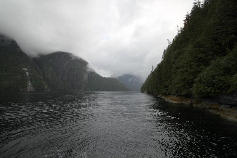 Dark water of Mistys
