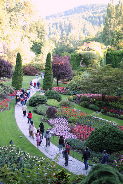 Gardens overview
