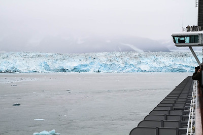 Hubbard Glacier - Yakutat Bay