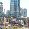 Railyard, Vancouver BC, from ship