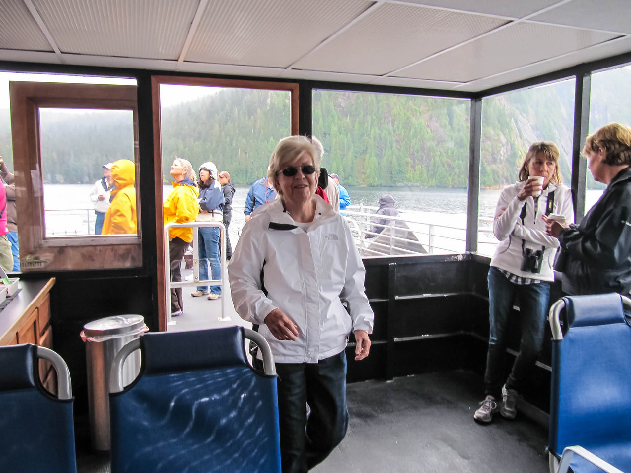 Misty Fjords Boat Tour