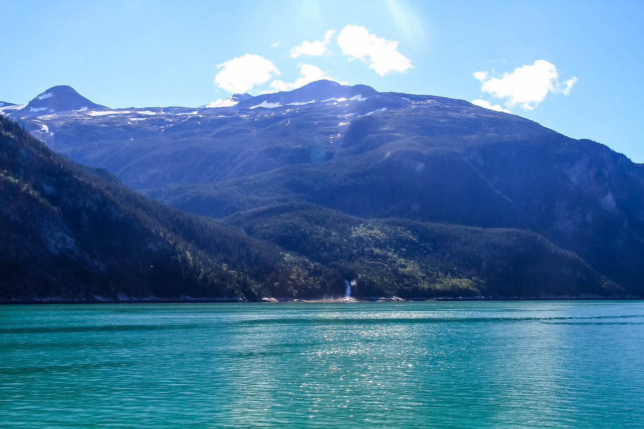 Ferry Boat - Skagway to Haines