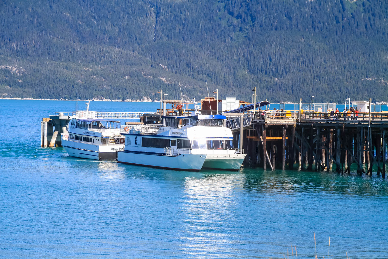 Ferry Haines to Skagway