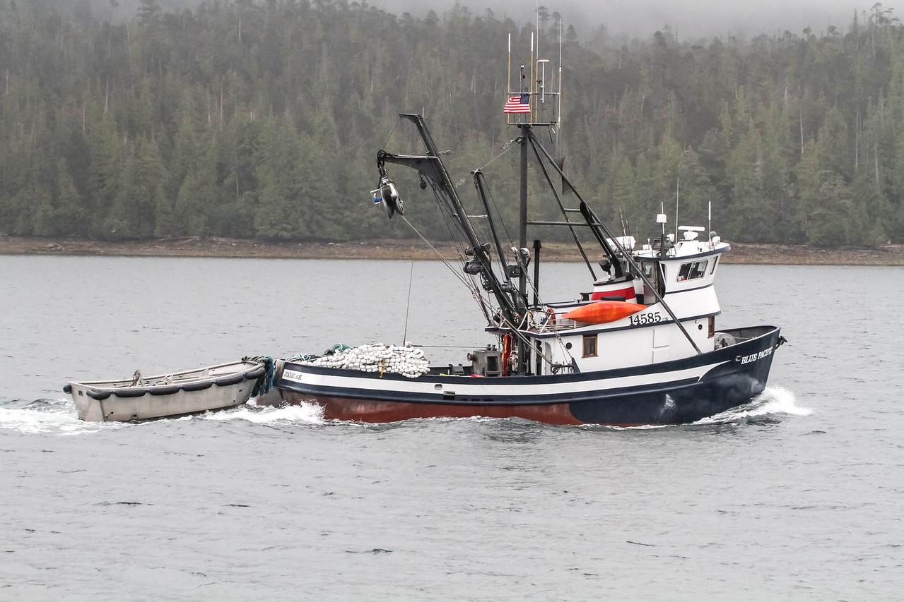 Misty Fjords Boat Tour