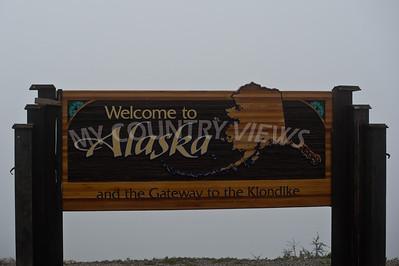 Alaska Trip Day 8-76 We made it!!!!