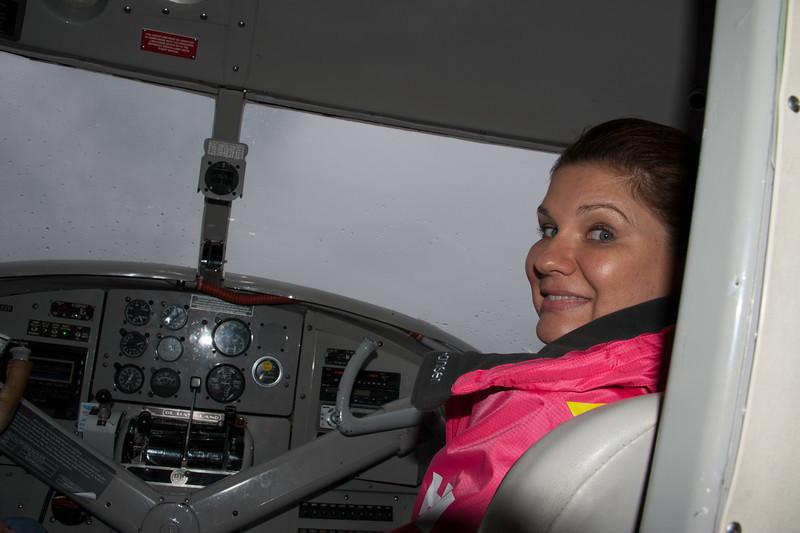 Co-piloting!