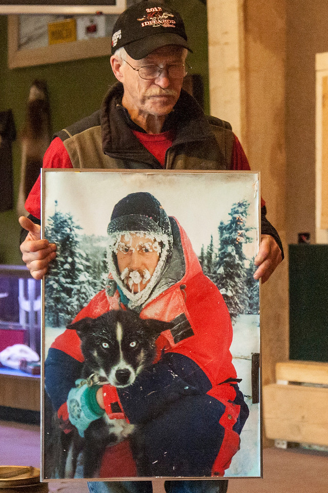 4-time Iditarod winner Jeff King tells stories of some of his races and wins.