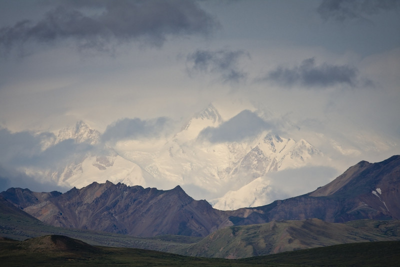 Another view of Denaili Mountain aka Mt Mckinley