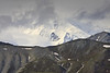 View of Denaili Mountain aka Mt Mckinley - The NPS reports that only about 20% of park visitors ever see the mountain due to weather.