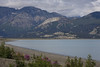 Kluane Lake - 46 miles long
