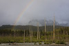 Rainbow close to Seward