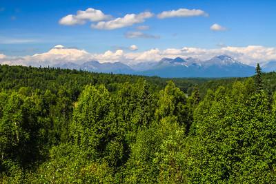 Mt. McKinley - Alaska Range