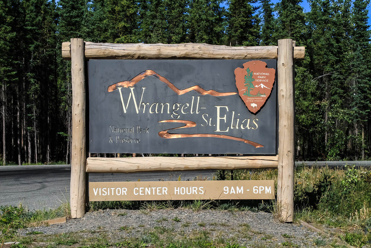 Wrangell-St. Elias National Park Visitor Center