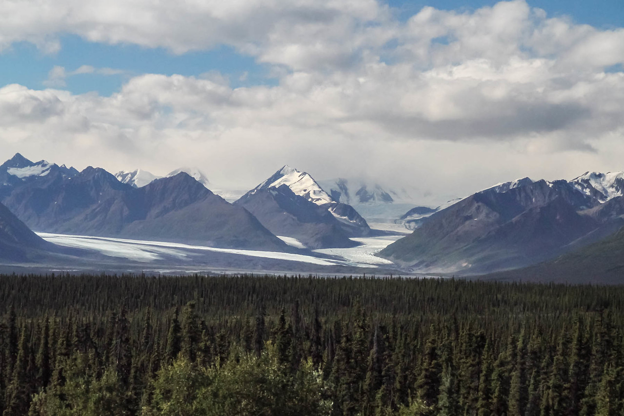 Copper River to Anchorage - Glenn Hwy