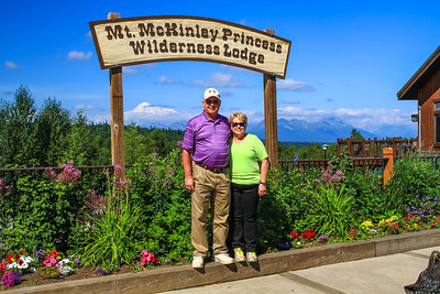 Mt. McKinley Princess Wilderness Lodge