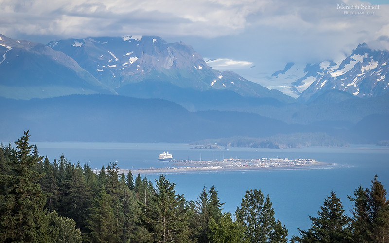 Homer Spit and Kachemak Bay