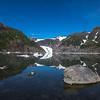 Pedersen Lagoon in Kenai Fjords National Park