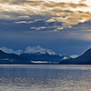 Cook Inlet at Sunrise