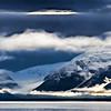 Kenai Mountains Cook Inlet Alaska
